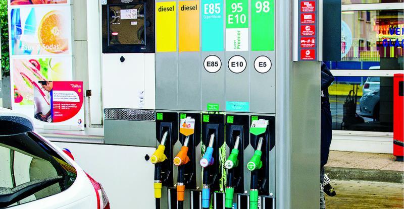 Développement des stations Bioéthanol