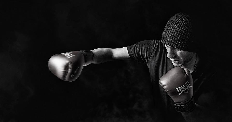 Se débarrasser du stress avec la boxe