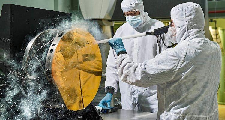 Le nettoyage cryogénique : un vrai atout pour les entreprises