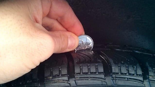 Comment vérifier l'état d'usure de vos pneus ?